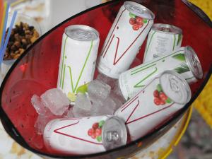 Drinks Liv a rodo no Glamurama Jet com destino a Salvador