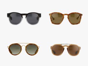 Dries Van Noten e Linda Farrow desenham óculos que são a cara do verão
