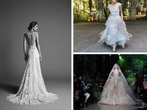 Emannuelle Junqueira e Wanda Borges destrincham o vestido de noiva perfeito