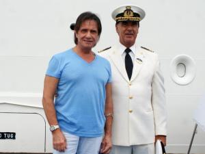 """""""Aquilo é mentira"""", insiste Roberto Carlos sobre Tim Maia"""