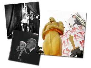 Glamurama mostra o melhor do Oscar pelas lentes do próprio Oscar