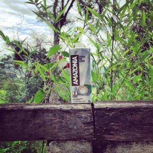Água de Coco Amazonia faz sucesso dentro e fora do Expresso 2222