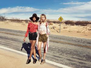 Olha só as primeiras imagens da parceria entre H&M e Coachella