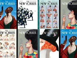 The New Yorker comemora 90 anos com capas de diferentes artistas
