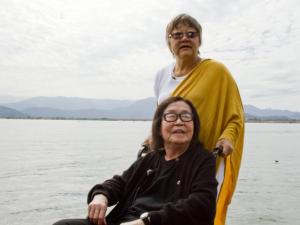 Morre Tomie Ohtake aos 101 anos e Glamurama presta homenagem