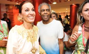 Gilberto Gil embarca rumo aos EUA para palestra e turnê. Aos fatos