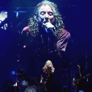 Robert Plant arrebata fãs do Zeppelin com clássicos e novos hits