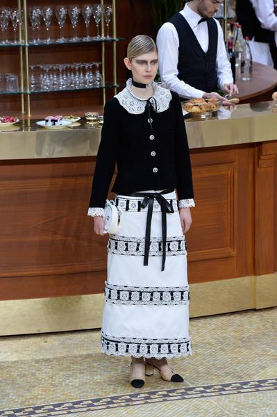 Coleção inverno 2015 Chanel