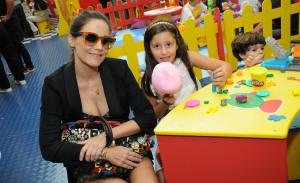 Iguatemi SP celebrou a chegada da Páscoa nesse domingo