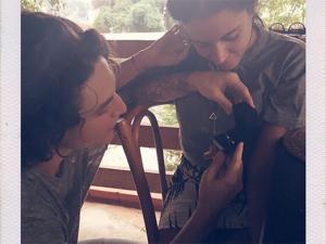 Marina Morena é pedida em casamento por Raphael Cesana