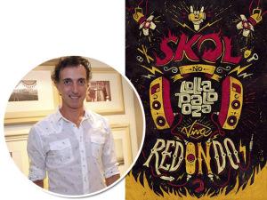 Lounge de Felipe Morozini para Lollapalooza tem fábrica de vinil e mais