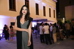 Thaila Ayala e glamurettes na festa da FYI no Rio