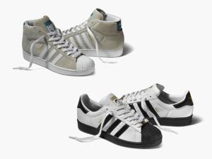 Adidas lança linha de tênis em homenagem a icônicos skatistas