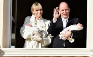 Batismo dos gêmeos do Príncipe Albert de Mônaco será em tempo real
