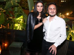 Jack Vartanian comemora aniversário com jantar para poucos