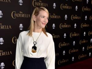 Cate Blanchett se irrita e solta palavrão em entrevista. Play!