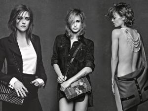 As bolsas da Chanel nas mãos de Alice Dellal, Kristen Stewart e Vanessa Paradis