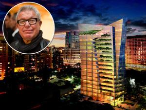 Arquiteto Daniel Libeskind quer diálogo com a cidade em novo prédio