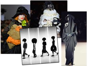 Cool ou bizarro? Quatro marcas testam os limites da moda em Paris