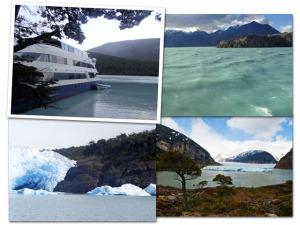 Navegue pela Patagônia argentina a bordo de um cruzeiro deluxe