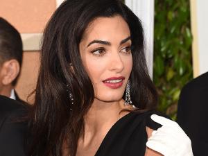 Amal Clooney vai virar professora em universidade de Nova York