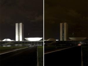 Congresso Nacional e Theatro Municipal vão apagar as luzes pela Hora do Planeta