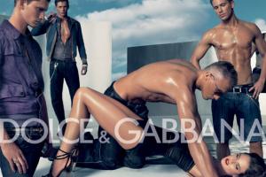 Agora são as feministas que estão na cola da Dolce & Gabbana