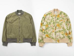 As jaquetas bomber da Engineered Garments para espantar o frio