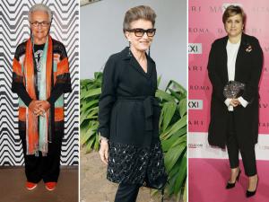 De Milão a Paris, marcas de peso apostam no estilo granny chic