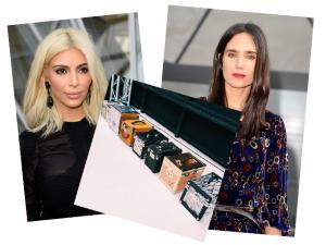 Profusão de estrelas na fila A da Louis Vuitton e nova bolsa-desejo à vista