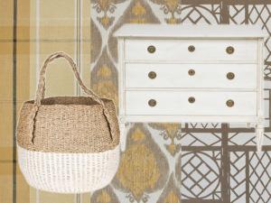Lá em Casa: a tradição nórdica nos móveis e tecidos da Entreposto