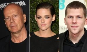 Bruce Willis, Kristen Stewart e Jesse Eisenberg estarão no próximo longa de Woody Allen