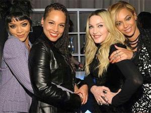 Beyoncé, Madonna e Rihanna dão apoio a novo projeto de Jay Z