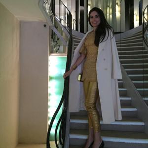 Iara Jereissati visita apê onde morou Coco Chanel, em Paris. Espia só!