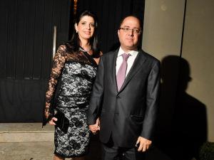Claudia Cozer e Roberto Kalil Filho celebram união com benção e jantar