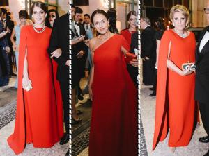 Certo vestido caiu no inconsciente coletivo de poderosas