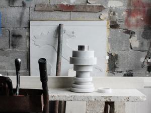 As peças de mármore do designer italiano Moreno Ratti