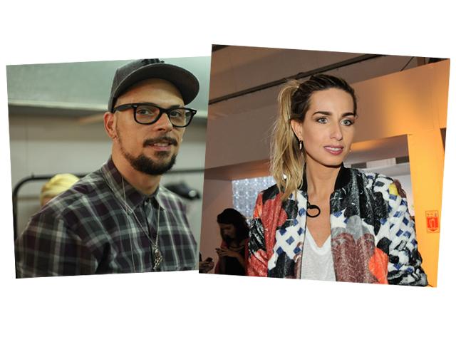 Mari e Ricardo juntos no GNT || Créditos: Bruna Guerra/Divulgação