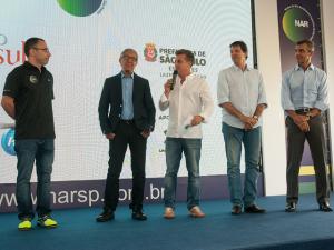 Nata do esporte brasileiro prestigia empreitada de João Paulo Diniz