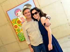 Serginho Groisman se casa e comemora ao lado de amigos famosos