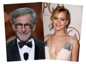 Spielberg vai dirigir Jennifer Lawrence em filme sobre fotógrafa de guerra