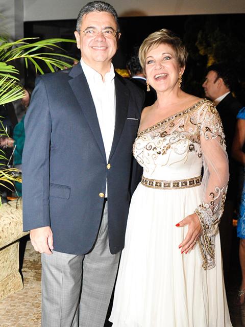 Marta Suplicy e Márcio Toledo Créditos: Paulo Freitas