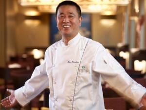 Chef Nobu Matsuhisa vai cozinhar a bordo de cruzeiro
