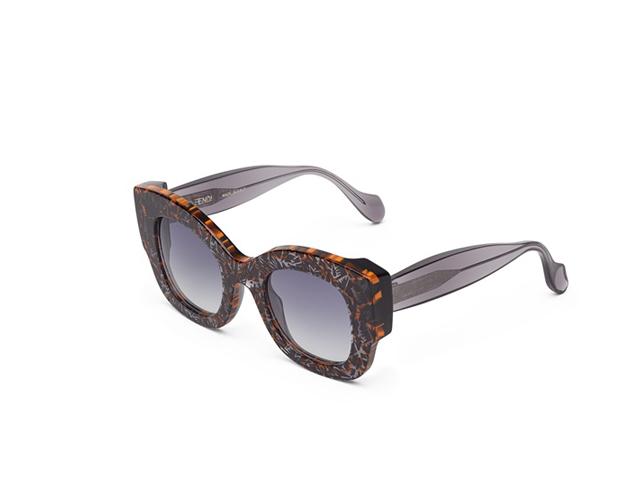 c71333ce22875 Desejo do Dia  os óculos da parceria entre a Fendi e Thierry Lasry ...
