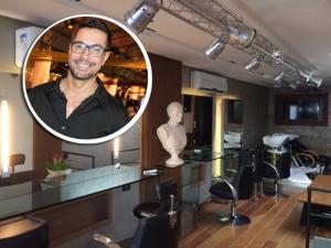 Torquatto abre estúdio de beleza no Rio e garante: é diferente de tudo que já se viu