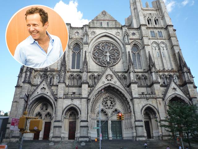 Catedral Saint John The Divine e Vik Muniz || Créditos: Divulgação e Paulo Freitas