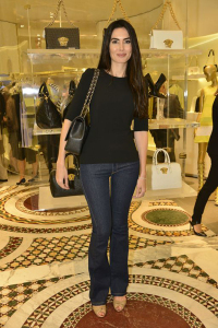 Versace aterrissa no Iguatemi Shopping com boutique. Confira os convidados!