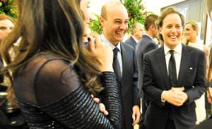 Nacho Figueras e Camilla Belle prestigiam inauguração da Ralph Lauren no Cidade Jardim
