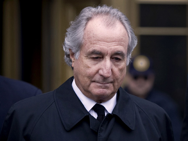 MADOFF TO PLEAD GUILTY