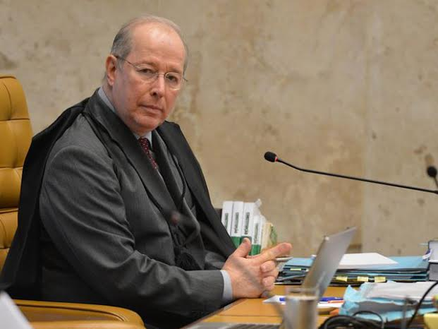 O ministro do STF, Celso de Mello//Créditos: Agência Brasil
